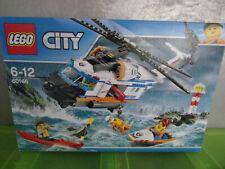 Lego 60166 Grande Hélicoptère de sauvetage