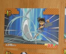 DETECTIVE CONAN PP CARDDASS CARD CARTE 33 MADE IN JAPAN 1996 NM