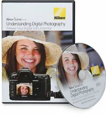 Nikon School DVD - Understanding Digital Photography [CD-ROM] [Camera]
