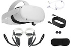 2021 Newest Oculus Quest 2 All-in-One VR Gaming Headset 64GB/256GB Gaming Bundle