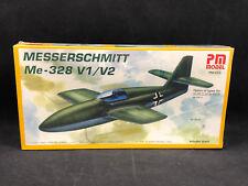 PM Model Messerschmitt Me-328 V1/V2 1:72 Scale Plastic Model Kit PM-223 NIB