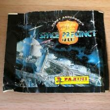 Space Precinct Sticker Panini 1995 sticker pack Gerry Anderson