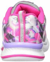 Skechers Children Girls Athletic Shoes in Pink Color, Size 10.5 MUJ