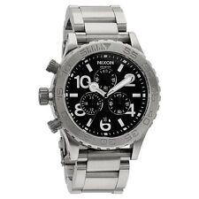 Nixon 42-20 A037000 Silver Stainless Steel Quartz Watch