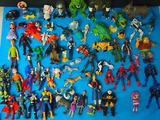 MASSIVE LOT ACTION FIGURES DISNEY SHAGGY DORA COBRA SUPERMAN SPIDERMAN AND MORE