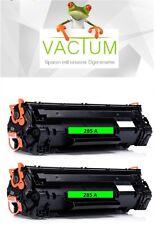 2 Toner für HP Laserjet P1002 W Pro MF P1102 W M1132 MFP M1212 NF MFP CE285A 85A