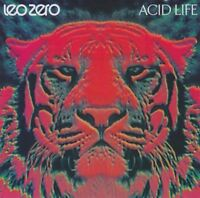 LEO ZERO acid life (CD, album, 2011) house, very good condition