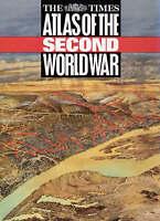 """Times"" Atlas of the Second World War by Keegan, John"