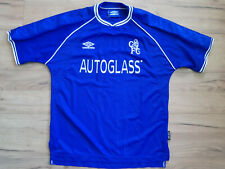 CHELSEA! 1999! shirt trikot camiseta maglia jersey kit skjort! 6/6 ! M - adult#