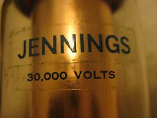ITT JENNINGS VC 6  NOS VACUUM CAPACITOR 30,000 Volts.