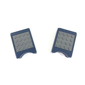 LEGO NINTENDO DS & 3DS Brick Game Cases Cartridge Storage Holder Set Of 2