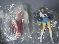 Haruhi Suzumiya Japan Anime Stuff Lot - 2 Bigger Figures