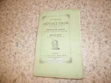 1870.Souvenirs de la révolution.Conspiration  bazinistes.Dom Paul Piolin