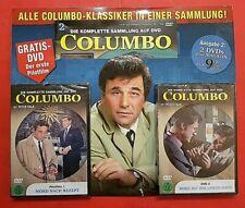 Columbo Klassiker DVD Sammlung Nr.2 + Pilotfilm Eaglemoss