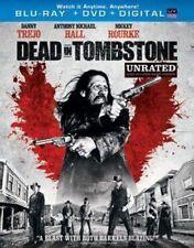 Dead in Tombstone 0025192115196 With Mickey Rourke Blu-ray Region a