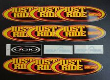 Sport Chalet (JUST RIDE) Golf Punk OGIO Bumper Stickers