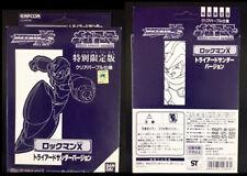 Bandai Megaman Rockman X3 Mega Armor Series Triad Thunder Color Clear Purple MIS