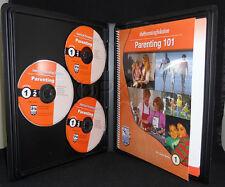 RARE  4 Volume The Parenting Solution (Let's Fix the Kids) Dr. James Jones