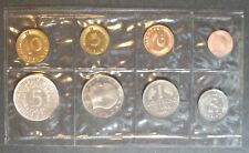 1965 Germany Proof Set, Karlsruhe Mint