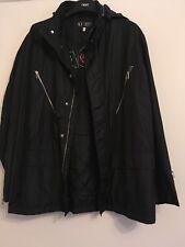 Armani Black Coat