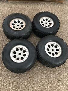 hpi savage 4.6 XL Terra Pin Wheels
