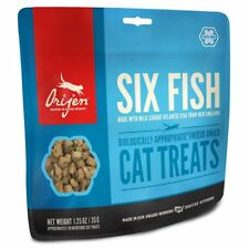 ORIJEN Six-Fish Freeze Dried Cat Treats (1.25 oz)