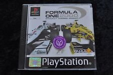 Formula One 2000 Playstation 1 PS1