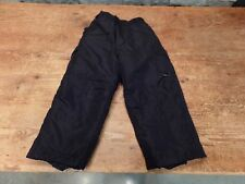 Rothchild Snow Pants Ski Pants Black Boy Or Girl Size Medium 5-6