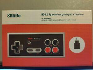 8Bitdo N30 2.4G Wireless NES Gamepad