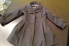 Me Jane Kids Girl Winter Gray Jacket Size 6x