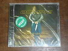 OOMPH! Wahrheit oder pflicht CD NEUF
