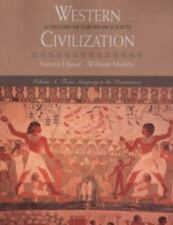 Western Civilization: A History of European Society, Volume A: From Antiquity to