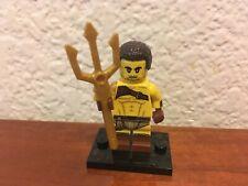 Lego Roman Gladiator Minifigure Series 17 Trident