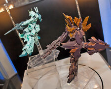 USA BANDAI ROBOT SPIRITS UNICORN + BANSHEE NORN GUNDAM FINAL SHOOTING Ver SET nt