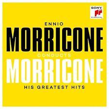 ENNIO MORRICONE - ENNIO MORRICONE CONDUCTS ENNIO MORRICONE   CD NEUF