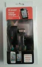 i Cover Travel Charger iPhone 4 IPhone 3 GS Most IPods New    m