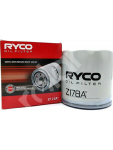 Ryco Oil Filter FOR HOLDEN RODEO TF (Z178A)