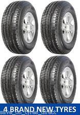 4 2356016 Budget 235 60 16 HR Tyres x4 100 HR 235/60R16 SUV 4x4 Car