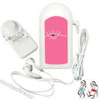 PromotionBaby heart monitor for pregnant women use Fetal Doppler LCD Display+Gel