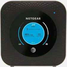 Netgear Nighthawk M1 MR1100 AT&T+GSM Unlocked, xtra battery+long range antennas