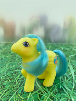 My Little Pony G1 Baby Bouncy Vintage Toy Hasbro 1987 Collectibles MLP *