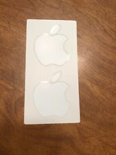 Apple Logo Stickers - (New) Genuine From iPhone 6s Box
