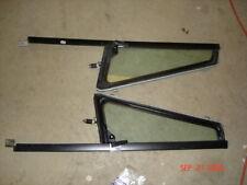 PAIR DOOR VENT ASSY 1982-95 CJ7 CJ8 WRANGLER LEFT DRIVERS & RIGHT PASSENGER
