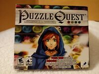 Puzzle Quest: Challenge of the Warlords (Microsoft Windows, 2007)