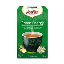 💚 Yogi Tea Organic Energy Tea Green 17bag