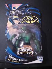 DC BATMAN POWER ATTACK SWAMP RAIDER KILLER CROC ACTION FIGURE