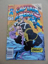 Captain America 410 . Marvel 1992 . VF