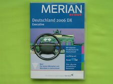 CD NAVIGATION DEUTSCHLAND DX 2006 VW MFD 1 GOLF 4 AUDI FORD MERCEDES BENZ COMAND