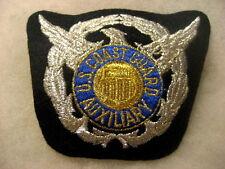 US Coast Guard Cap badge USCG Auxiliary