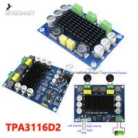 TPA3116D2 100W/ 2X120W Wireless Bluetooth 4.0 Audio Receiver Digital Amplifier S